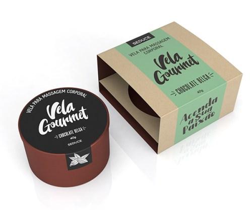 VELA GOURMET - CHOCOLATE BELGA 40g