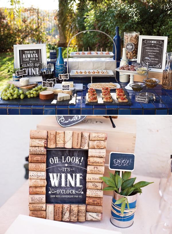 32 Vineyard Wedding Reception Décor Ideas