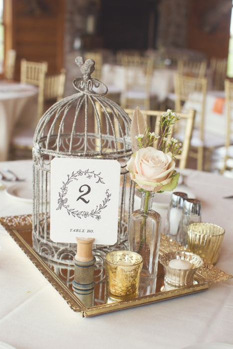 Wedding Decoration Vintage Round Table Decorations Diy Reception Ideas With