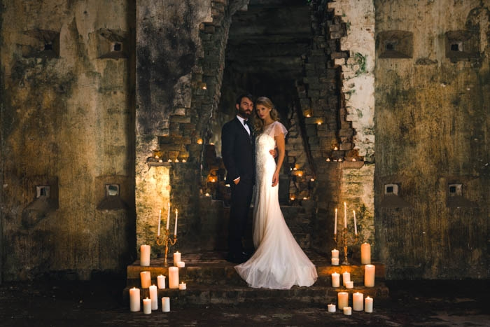 New Orleans Styled Elopement Shoot Intimate Weddings
