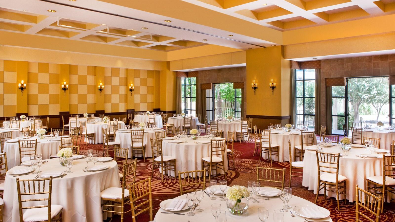 Sheraton Crescent Hotel Intimate Weddings Small