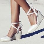 wedding shoes beach etsy