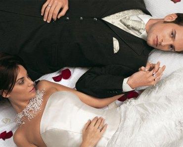 първата брачна нощ