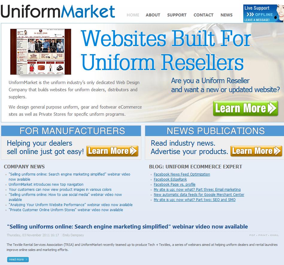 uniform-market