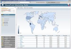 SharePoint Web Analytics Tools by CardioLog Analytics