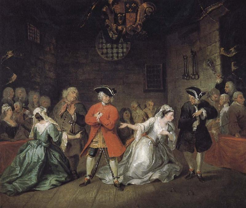 William Hogarth Beggar s opera