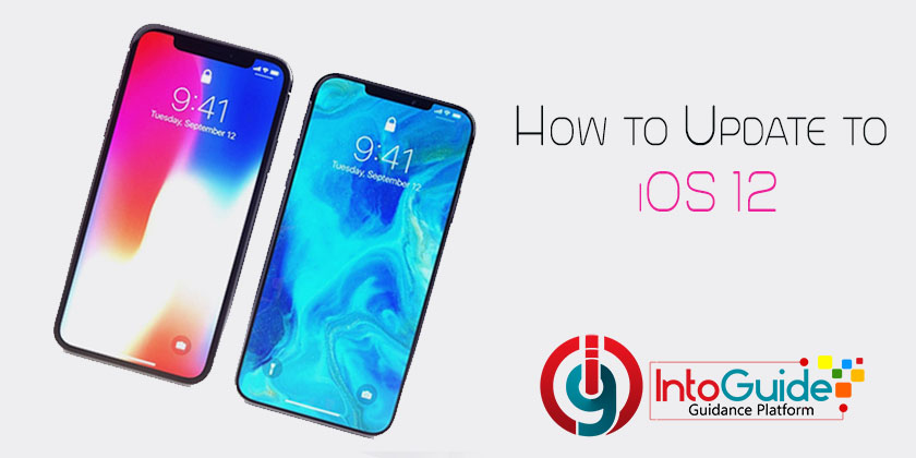 How to Update to iOS 12