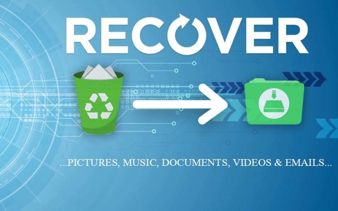 Recover Permanently Deleted Files in Windows 7, 8 & 10
