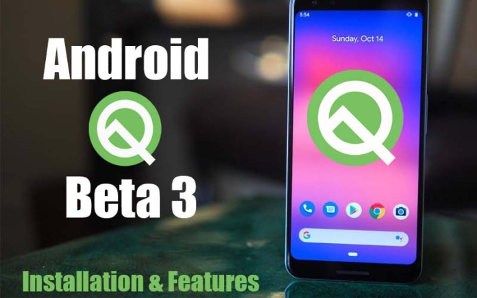 How to Install Android Q Beta 3