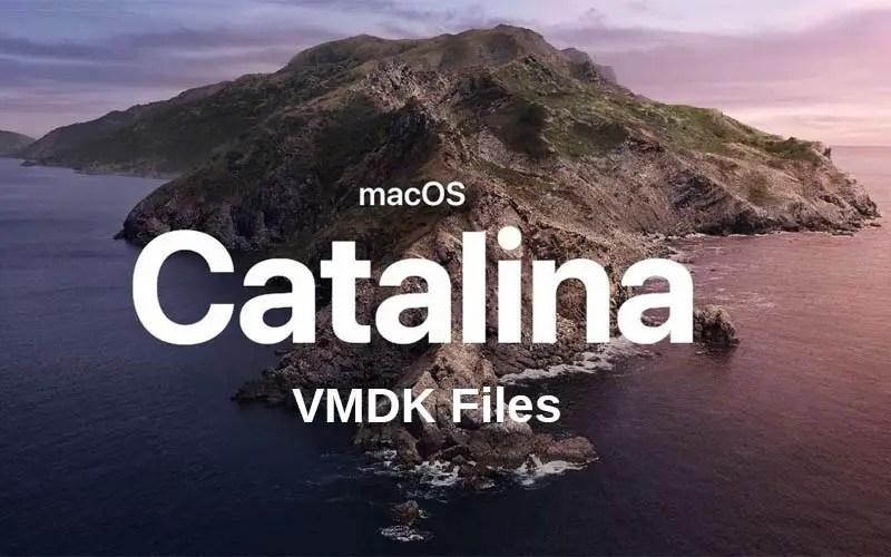 Download macOS 10.15 Catalina VMDK Files (Virtual Machine Image)