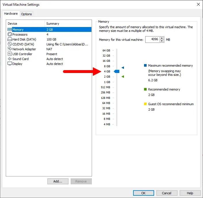 install macos catalina on vmware