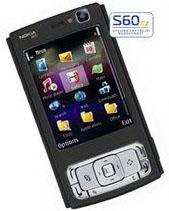 Black Nokia N95 8GB