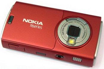 Red Nokia N95