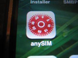 anySIM 1.3 icon