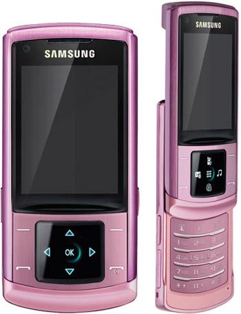 Si Pink Samsung