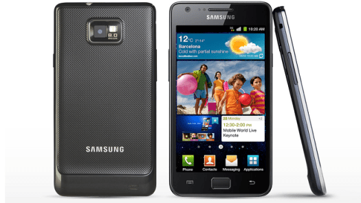 Samsung Galaxy S II Jelly Bean update rolling out across Europe
