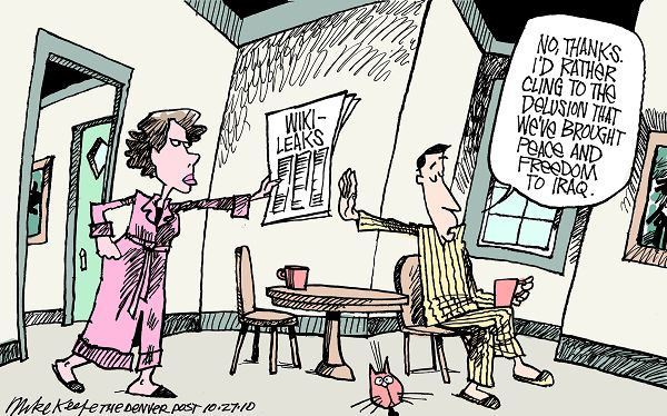 Image result for wikileaks cartoons