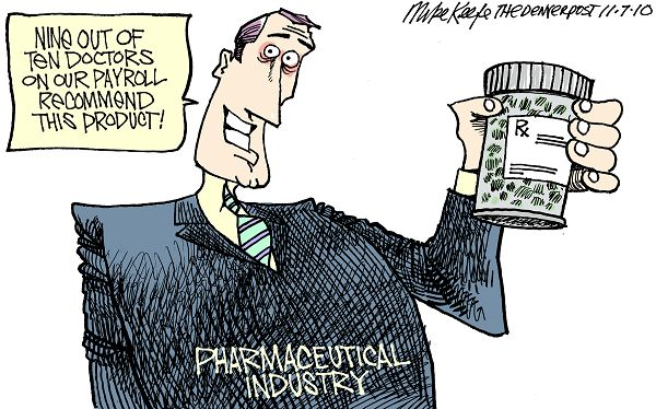 Image result for big pharma cartoon