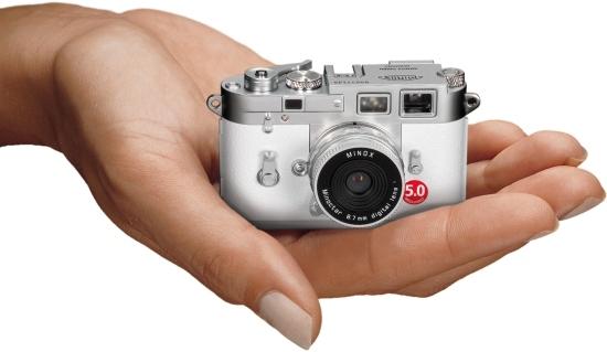Minox release a 14Mpx miniature Digital Classic Camera