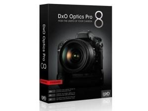 DxO Labs announces the availability of DxO Optics Pro v8.1.5