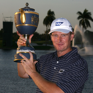 2011 World Golf Hall of Fame Inductee Ernie Els