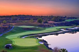 15th Hole on the Quarry Course at Black Diamond Ranch
