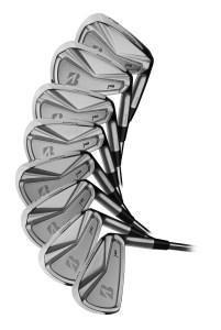 Bridgestone J40 Forged Cavity Back Irons