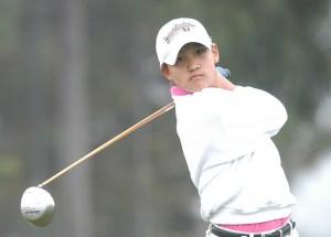 Hannah Yun at 12