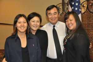 Yun family photo