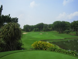 Alpine Golf & Sports Club - Bangkok, Thailand - golf course architecture