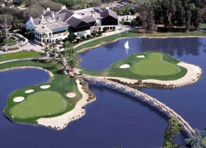 Fiddlesticks #9 &#18 - Fort Myers, FL - golf course architecture