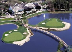Fiddlesticks #9 &#18 - Fort Myers, FL - golf course architecture