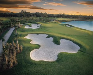 Crown Colony - Fort Myers, FL - golf course architecture