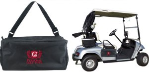 Personal Golf Tote