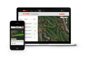 GAME GOLF - iPhone and Laptop - Highlights