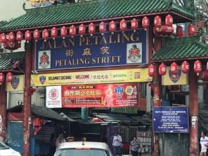 Petaling Street, Chinatown - Kuala Lumpur
