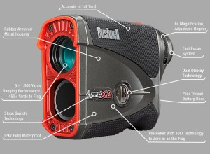 bushnell-pro-x2-features