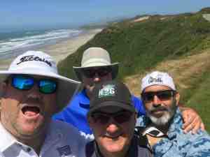 Bandon Selfie Pacific Dunes