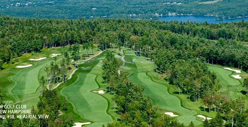 Montcalm Golf Club - Arial View