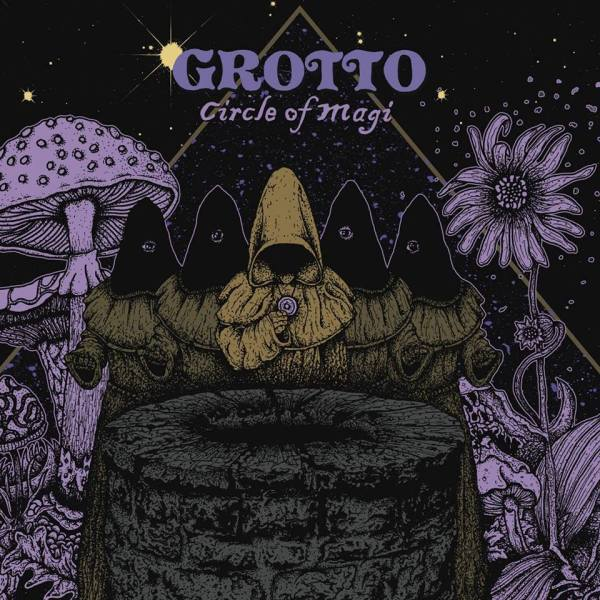 Grotto - Circle Of Magi (PURPLE)
