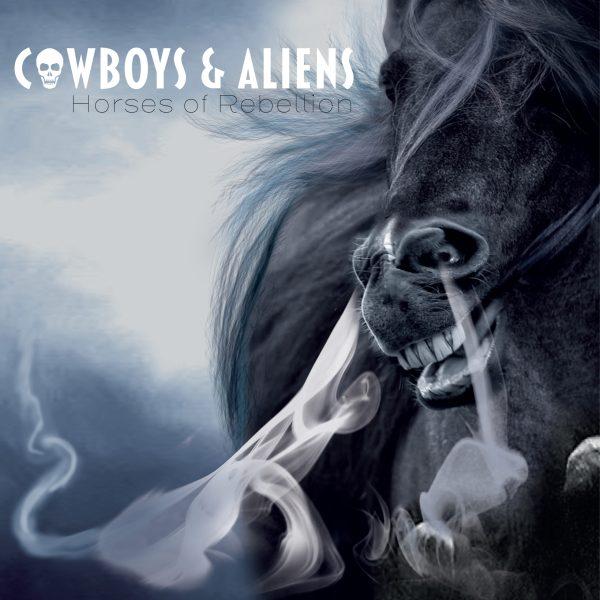 Cowboys & Aliens - Horses of Rebellion (Black)