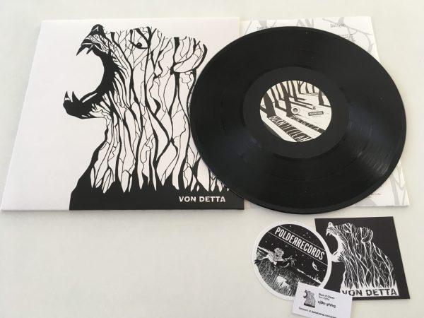 Von Detta - Burn It Clean (Black)