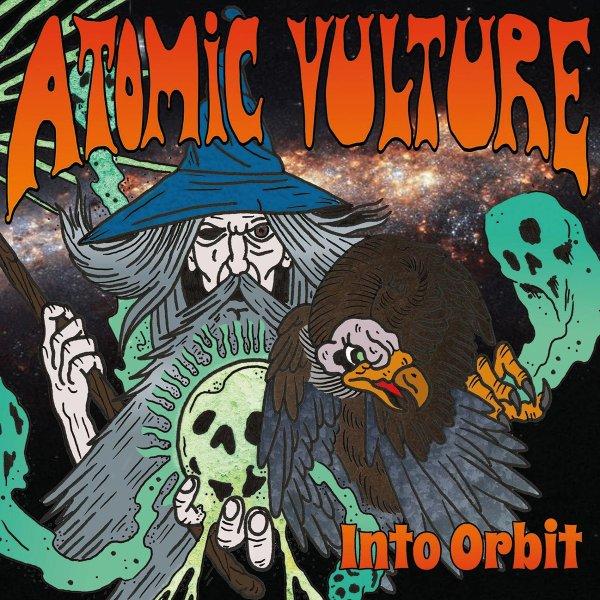 Atomic Vulture - Into Orbit (Digipack)