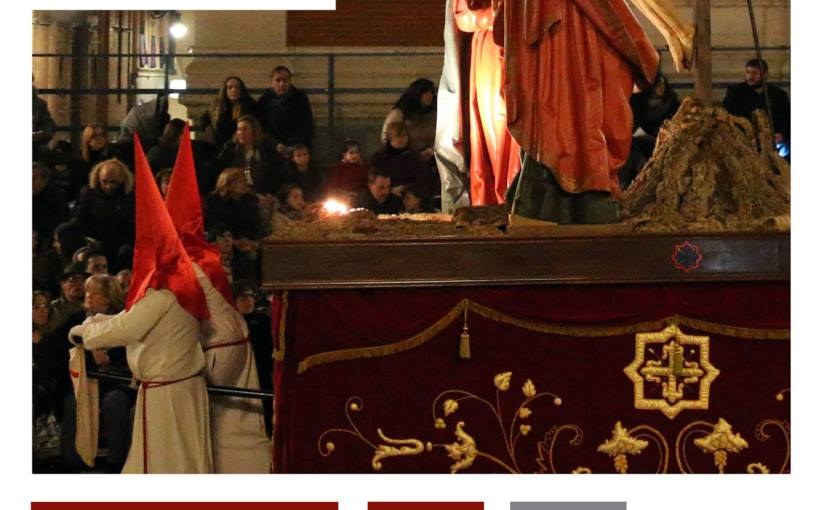 """Conference entitled """"Urban Easter Rituals. Plaza Mayor in Valladolid during the Holy Week"""" with Cătălin D. Constantin"""