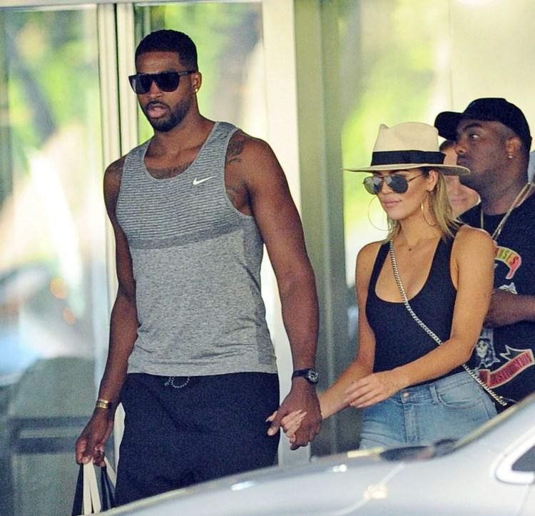 Khloé Kardashian's Boyfriend Tristan Thompson Welcomes a ...