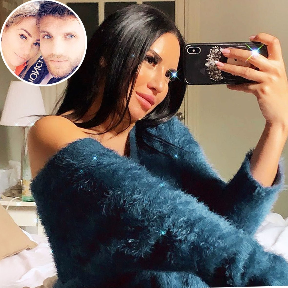 Shanti Zohra Claims She Had Sexual Intercourse With Stacey Silva Husband Florian Sukaj