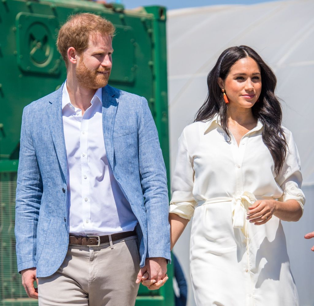 Prince Harry Says England Was 'Toxic' for Him and Meghan Markle