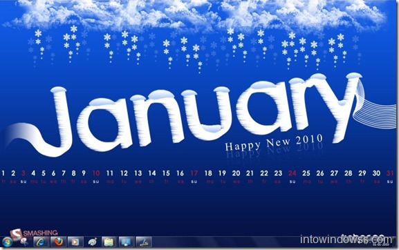 2010 theme for windows 7