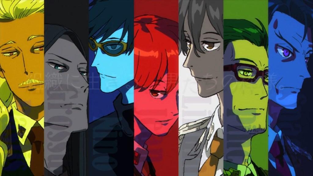 ACCA: 13-ku Kansatsu-ka Animes de janeiro 2017 – Temporada de inverno