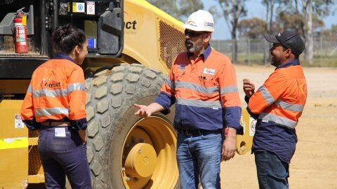 indigenous employment